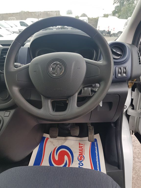 2015 Vauxhall Vivaro 2900 Cdti 5DR (151D29793) Image 5