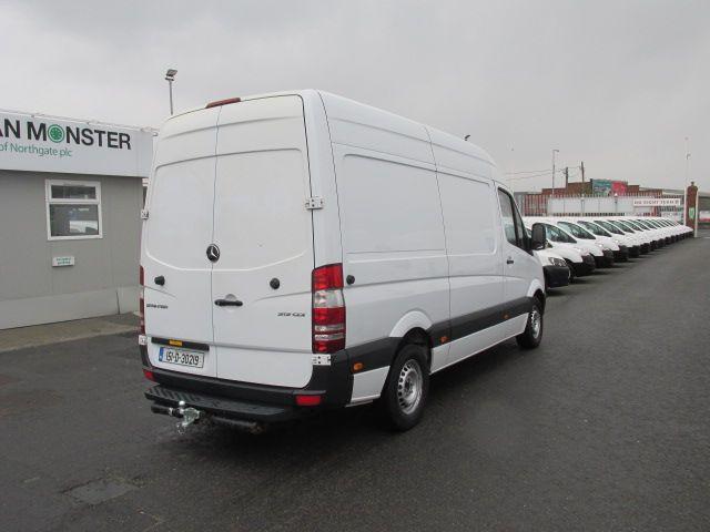 2015 Mercedes Sprinter 313/36 CDI VAN 5DR (151D30219) Image 7