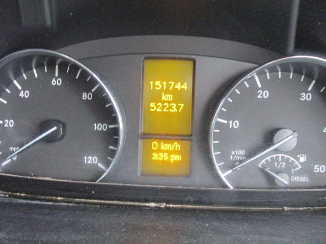 2015 Mercedes Sprinter 313/36 CDI VAN 5DR (151D30219) Image 13