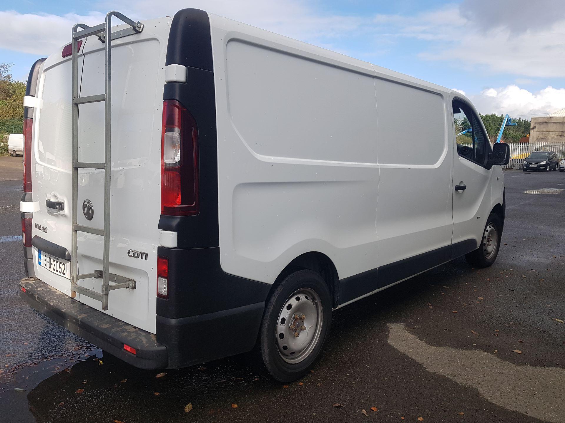 2015 Vauxhall Vivaro 2900 L2H1 CDTI P/V (151D30521) Image 6