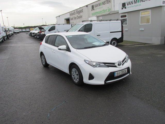 2015 Toyota Auris 1.4D4D TERRA VAN 4DR (151D30536)