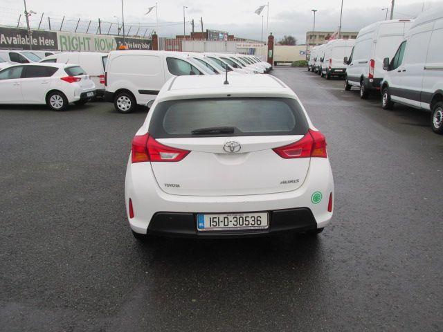2015 Toyota Auris 1.4D4D TERRA VAN 4DR (151D30536) Image 6