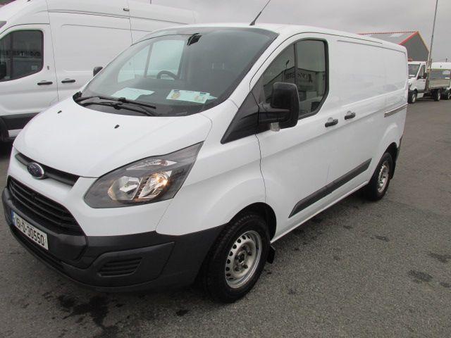 2015 Ford Transit Custom 290 LR P/V (151D30550) Image 2