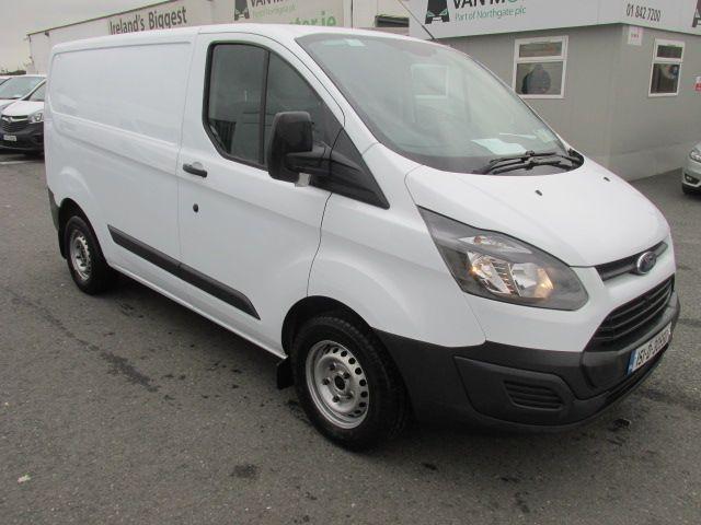 2015 Ford Transit Custom 290 LR P/V (151D30550)