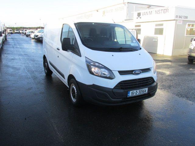 2015 Ford Transit Custom 290 LR P/V (151D30564) Image 1