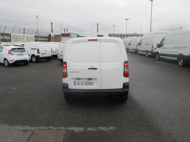 2015 Peugeot Partner CHOICE OF 25 FROM €4950 (151D32068) Image 6