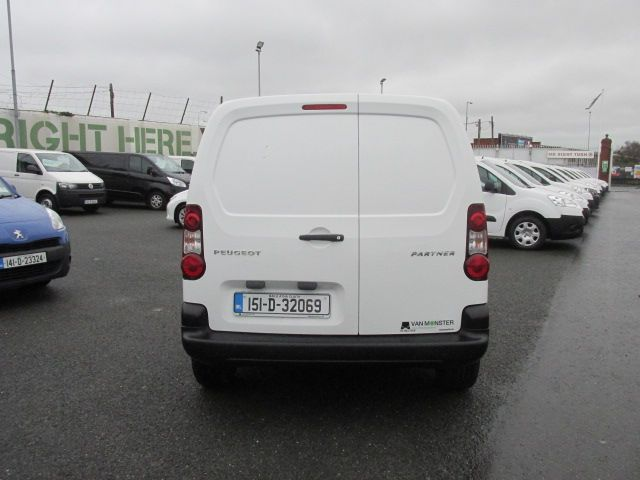 2015 Peugeot Partner HDI S L1 850 (151D32069) Image 4