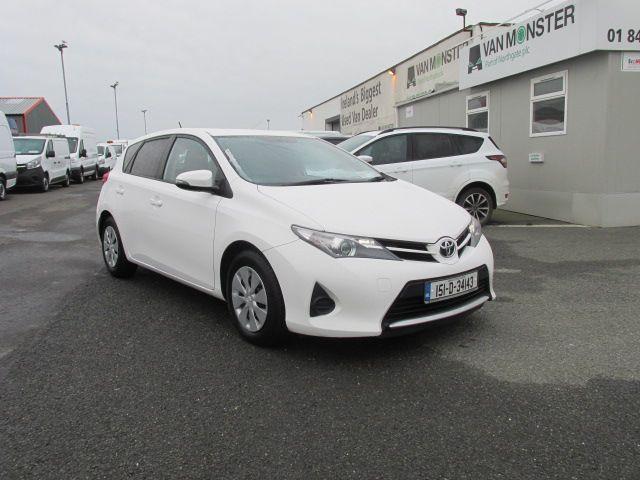 2015 Toyota Auris 1.4D4D Terra VAN 4DR (151D34143)