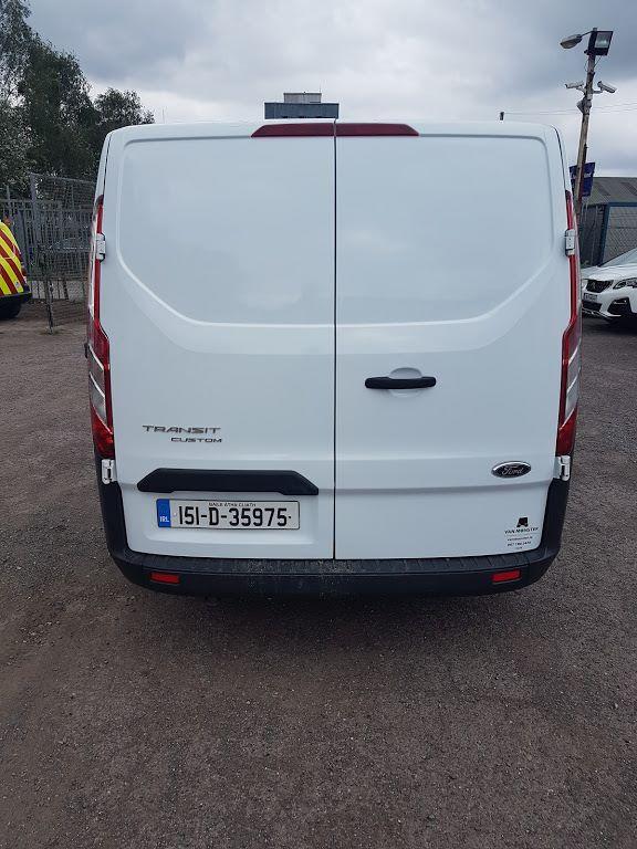 2015 Ford Transit Custom 290 LR P/V (151D35975) Image 11