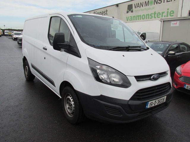2015 Ford Transit Custom 290 LR P/V (151D36026)