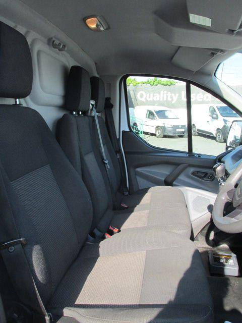 2015 Ford Transit Custom 290 LR P/V (151D36033) Image 11