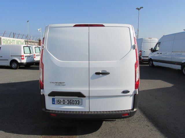 2015 Ford Transit Custom 290 LR P/V (151D36033) Image 7