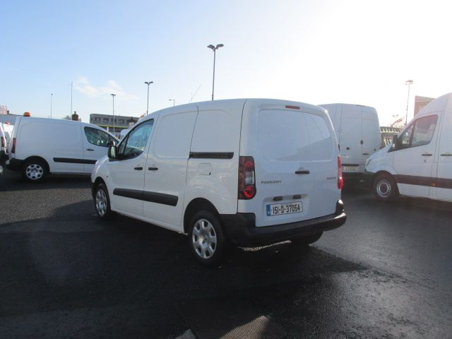2015 Peugeot Partner HDI S L1 850 (151D37054) Image 5
