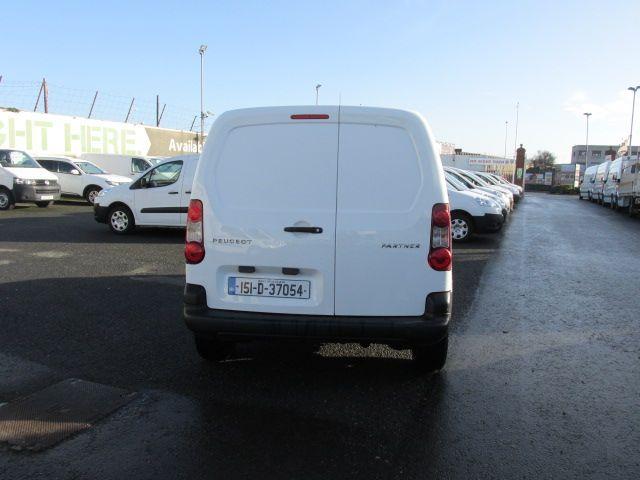 2015 Peugeot Partner HDI S L1 850 (151D37054) Image 4
