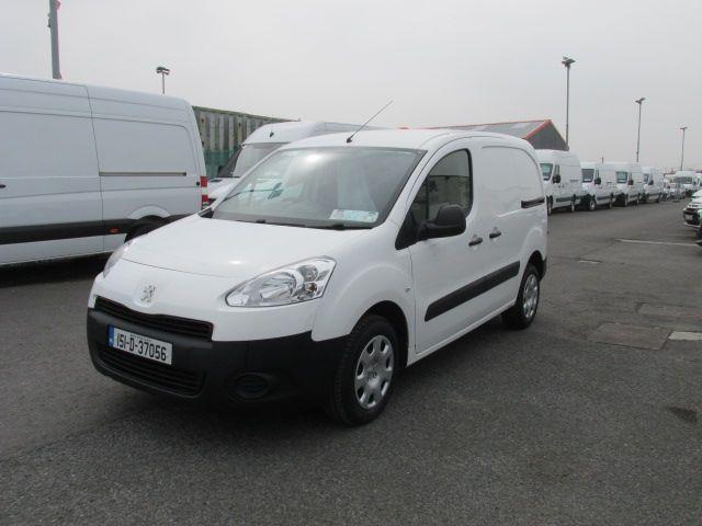 2015 Peugeot Partner HDI S L1 850 (151D37056) Image 7