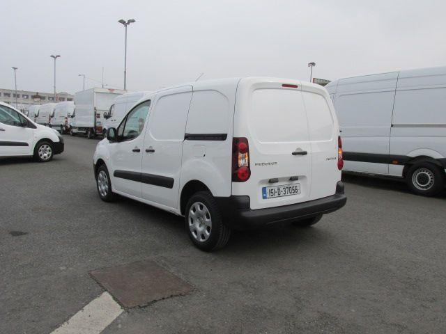 2015 Peugeot Partner HDI S L1 850 (151D37056) Image 5