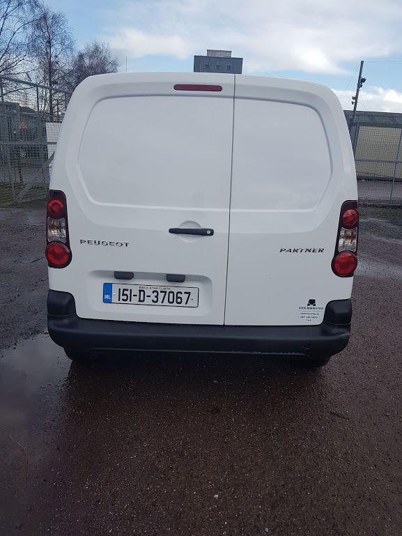 2015 Peugeot Partner HDI S L1 850 (151D37067) Image 9