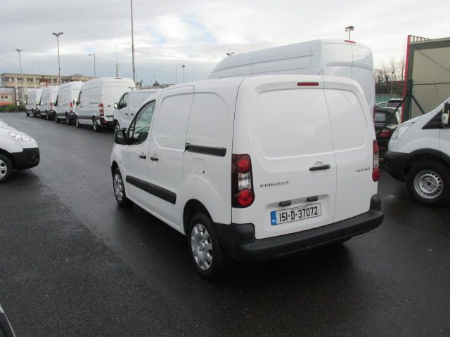 2015 Peugeot Partner HDI S L1 850.    SALE  -  MARCH  SPECIAL  . (151D37072) Image 5