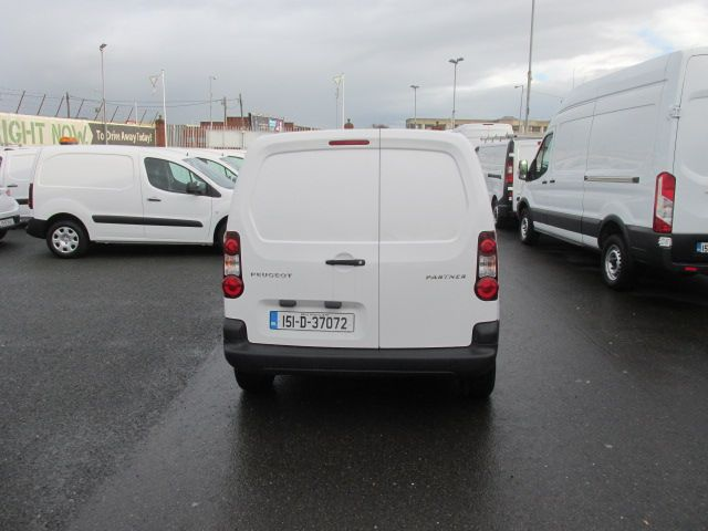 2015 Peugeot Partner HDI S L1 850.    (151D37072) Image 6