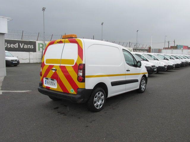 2015 Peugeot Partner HDI S L1 850 (151D37074) Image 3