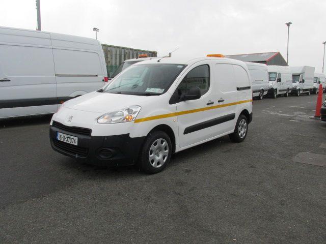 2015 Peugeot Partner HDI S L1 850 (151D37074) Image 7