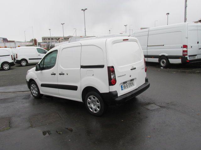 2015 Peugeot Partner HDI S L1 850 (151D37076) Image 5