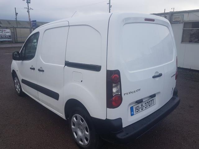 2015 Peugeot Partner HDI S L1 850 (151D37077) Image 11
