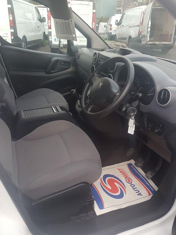 2015 Peugeot Partner HDI S L1 850 (151D37077) Image 4