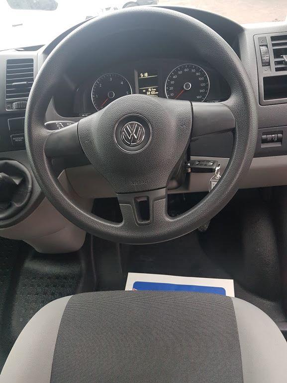 2015 Volkswagen Transporter Startline T28 100 TDI SWB 05DR (151D37086) Image 13
