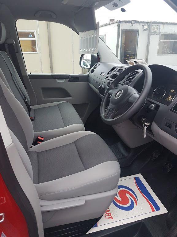 2015 Volkswagen Transporter Startline T28 100 TDI SWB 05DR (151D37086) Image 10