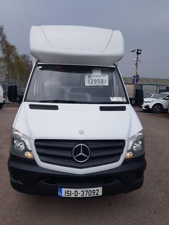 2015 Mercedes Sprinter 313 CDI (151D37092) Image 2