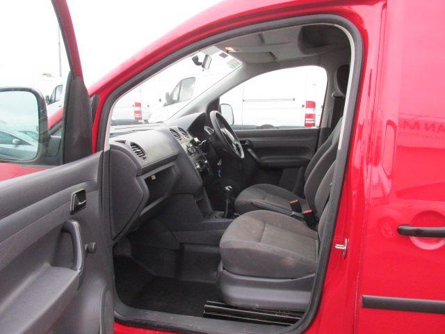 2015 Volkswagen Caddy C20 TDI STARTLINE (151D38259) Image 11