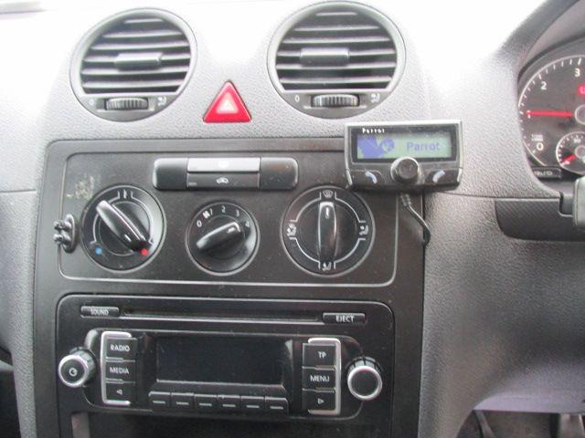 2015 Volkswagen Caddy C20 TDI STARTLINE (151D38259) Image 15