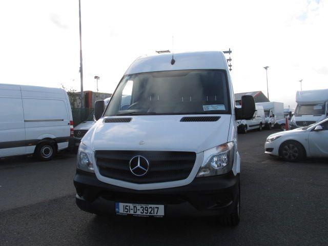 2015 Mercedes-Benz Sprinter 313/36 CDI VAN 5DR (151D39217) Image 8