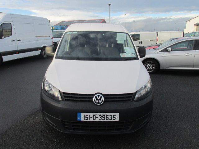 2015 Volkswagen Caddy C20 TDI STARTLINE (151D39635) Image 2