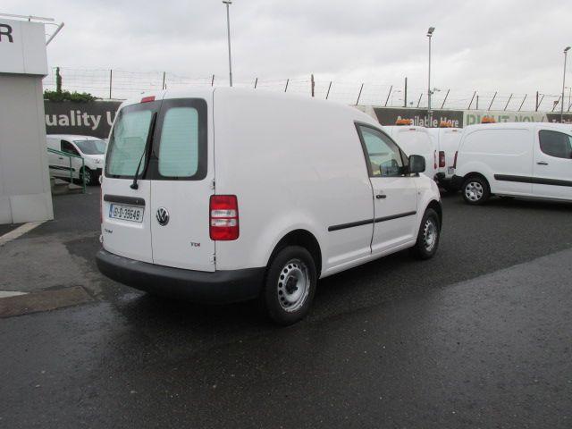 2015 Volkswagen Caddy C20 TDI STARTLINE (151D39648) Image 3