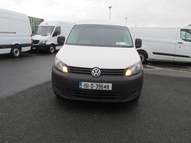2015 Volkswagen Caddy C20 TDI STARTLINE (151D39648) Image 8