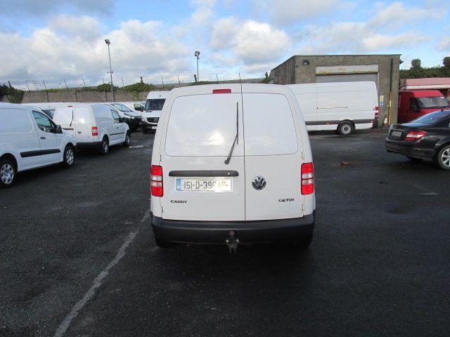 2015 Volkswagen Caddy C20 TDI STARTLINE (151D39649) Image 6