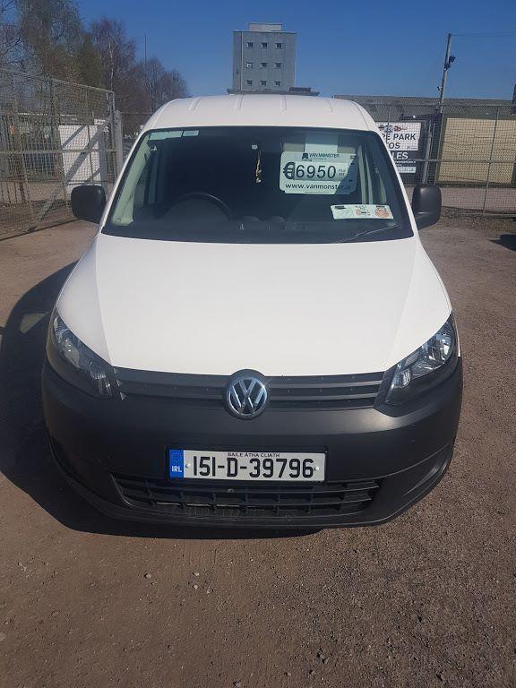 2015 Volkswagen Caddy C20 TDI STARTLINE (151D39796) Image 2