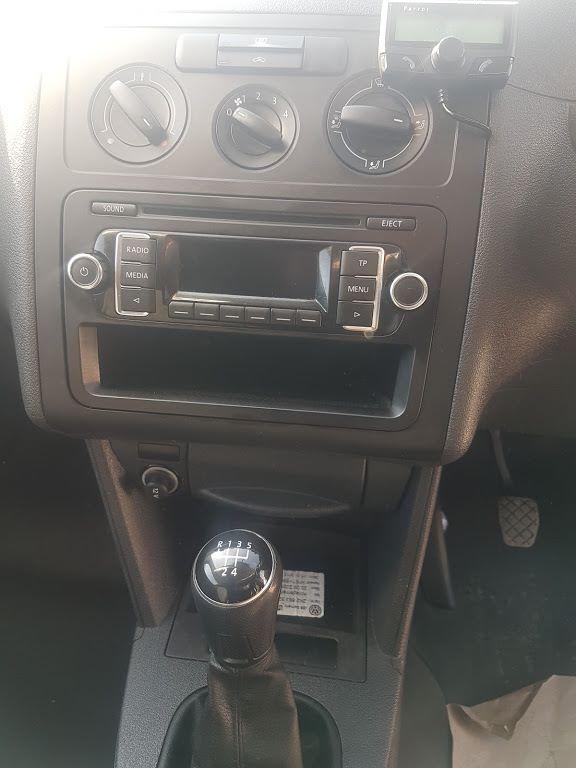 2015 Volkswagen Caddy C20 TDI STARTLINE (151D39796) Image 3