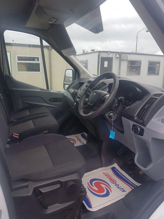 2015 Ford Transit 350 H/R P/V (151D39806) Image 7