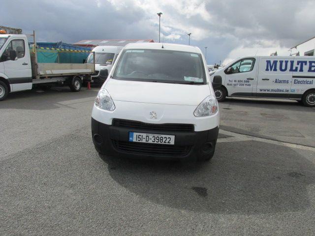 2015 Peugeot Partner HDI S L1 850 (151D39822) Image 8