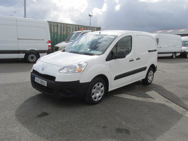 2015 Peugeot Partner HDI S L1 850 (151D39822) Image 7