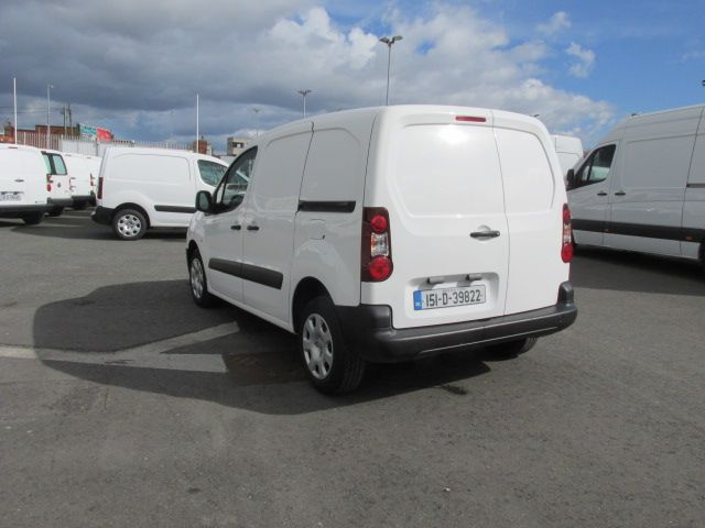 2015 Peugeot Partner HDI S L1 850 (151D39822) Image 5