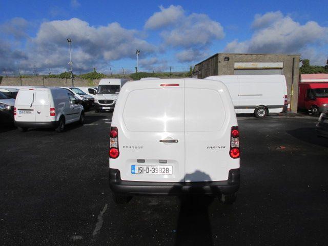 2015 Peugeot Partner HDI S L1 850 (151D39828) Image 6