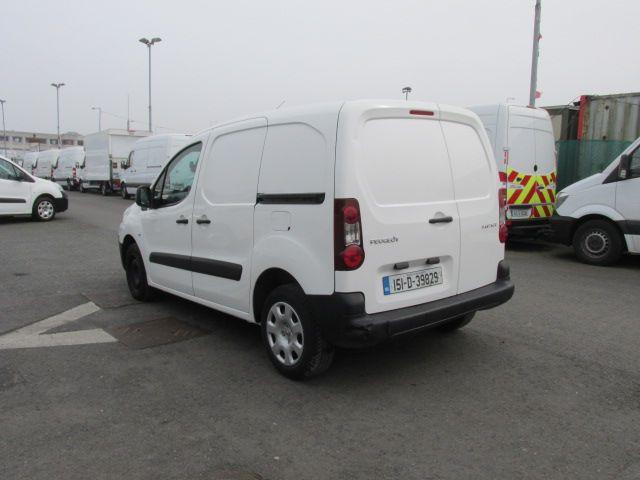 2015 Peugeot Partner HDI S L1 850 (151D39829) Image 5
