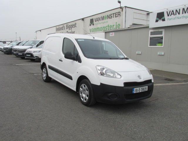 2015 Peugeot Partner HDI S L1 850 (151D39829)