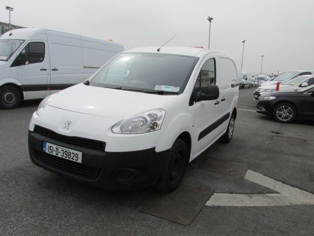 2015 Peugeot Partner HDI S L1 850 (151D39829) Image 7