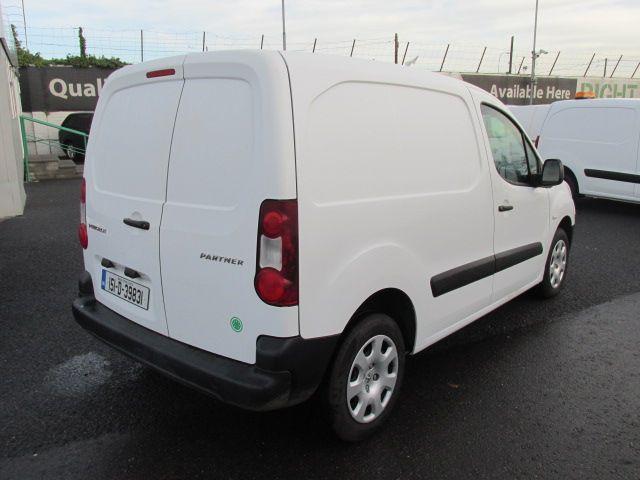 2015 Peugeot Partner HDI S L1 850 (151D39831) Image 10