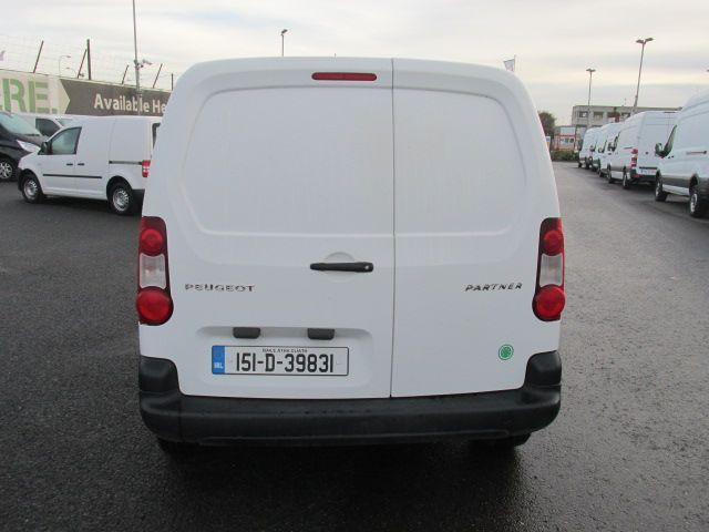 2015 Peugeot Partner HDI S L1 850 (151D39831) Image 8